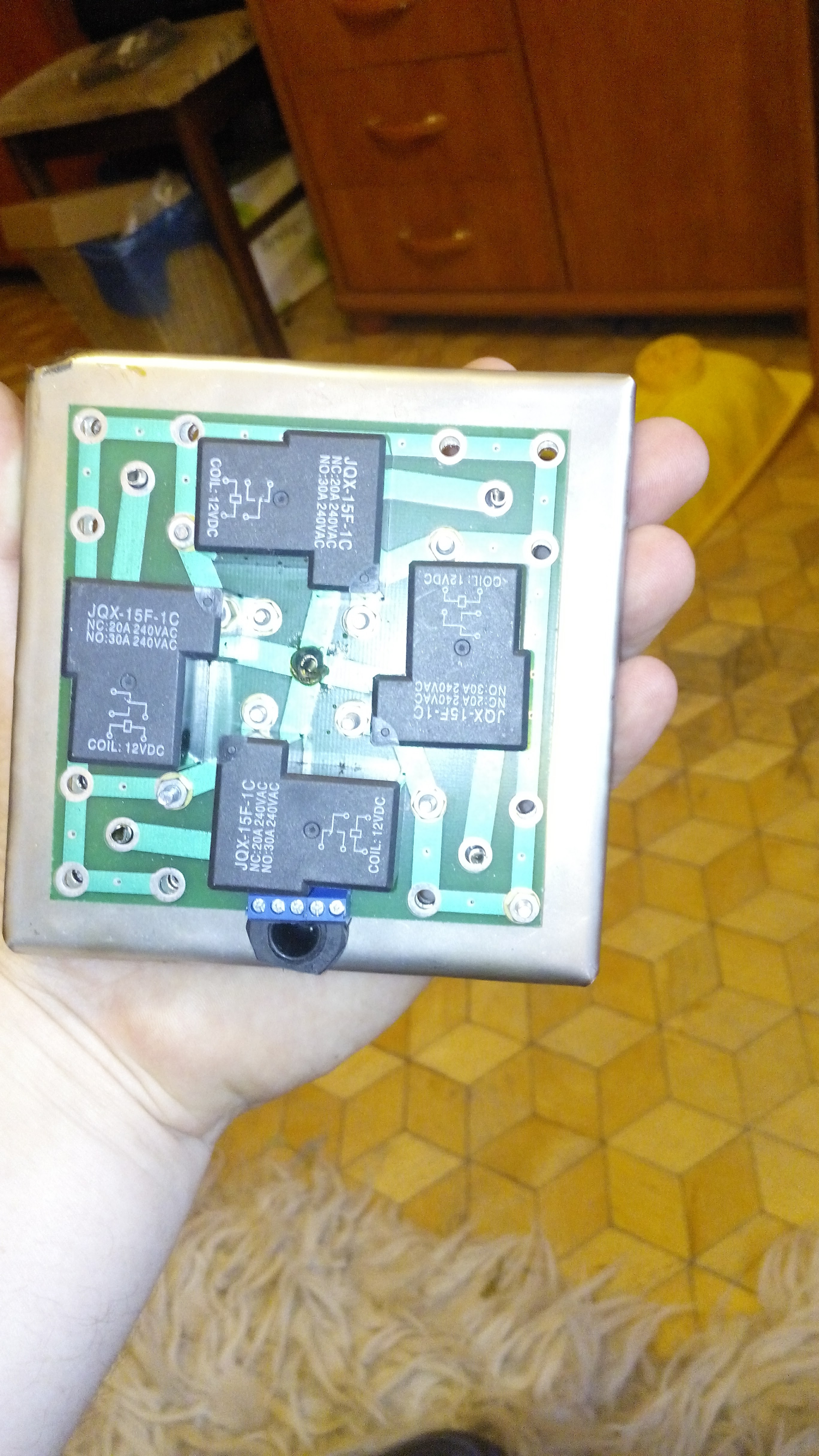 4 ant switch from SQ7OVV